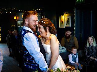 Amanda & Graham's wedding
