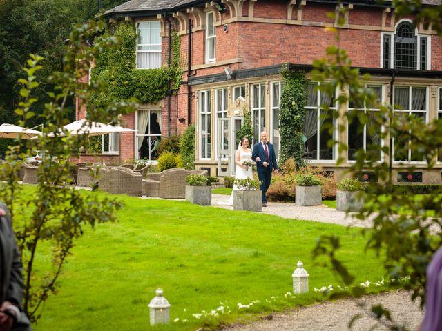 Steve and Faye's Wedding in Preston, Lancashire 20