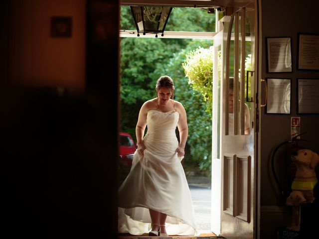 Steve and Faye's Wedding in Preston, Lancashire 21
