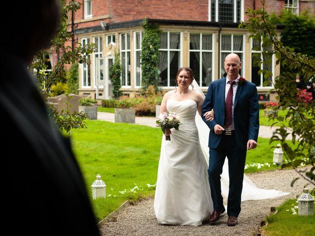 Steve and Faye's Wedding in Preston, Lancashire 22