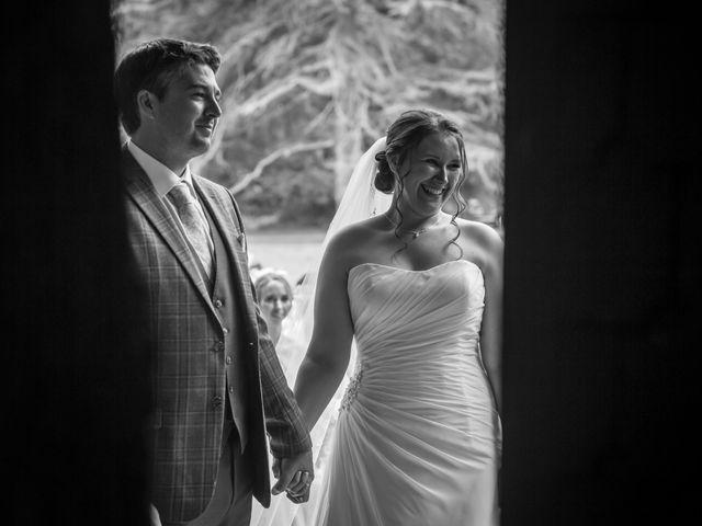 Steve and Faye's Wedding in Preston, Lancashire 23