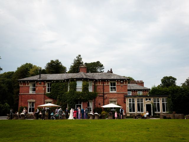 Steve and Faye's Wedding in Preston, Lancashire 25