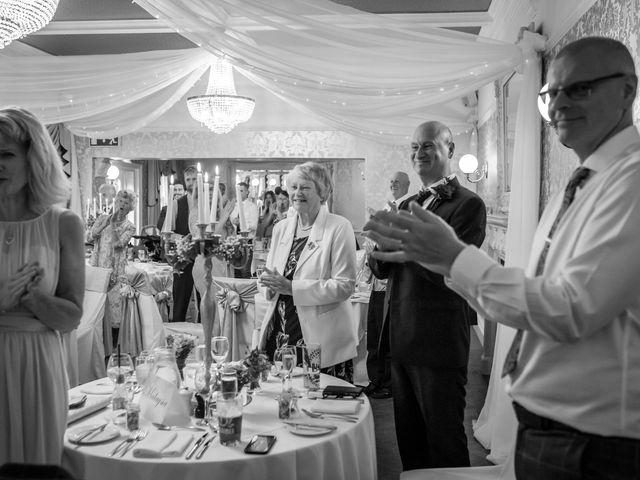 Steve and Faye's Wedding in Preston, Lancashire 27