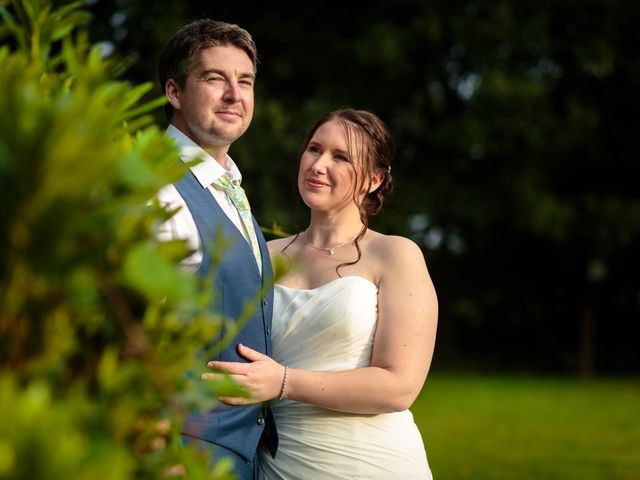 Steve and Faye's Wedding in Preston, Lancashire 28