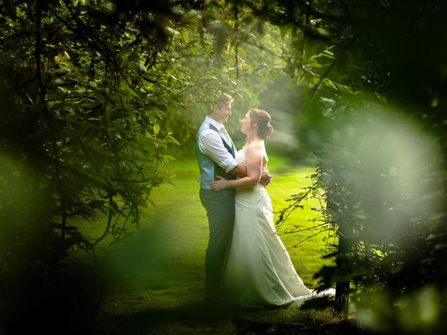 Steve and Faye's Wedding in Preston, Lancashire 29