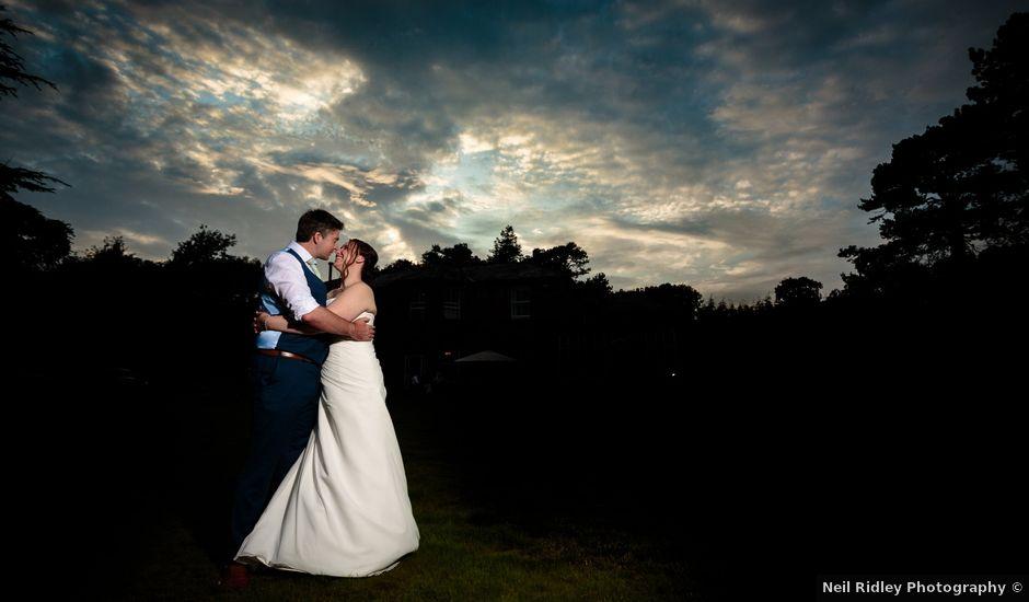 Steve and Faye's Wedding in Preston, Lancashire