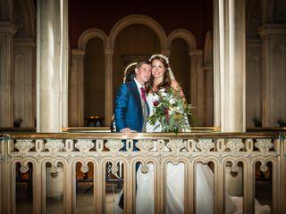 Michelle & Tom's wedding