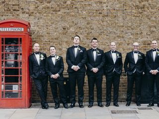 Danny & Mark's wedding