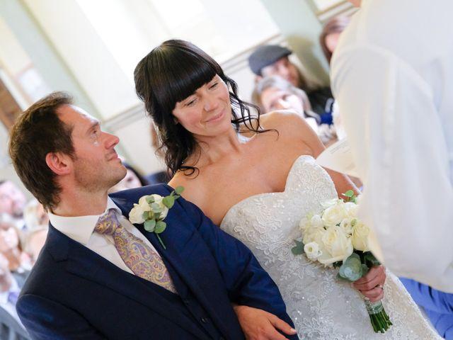 Kevin & Nicola's wedding