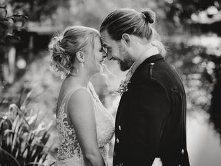 Ellie & Scott's wedding