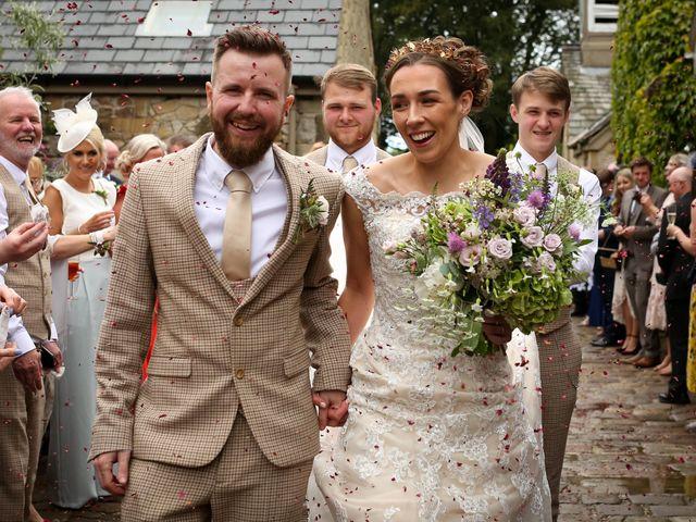 Alex & Andy's wedding