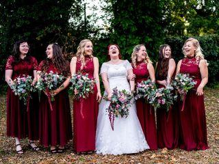 Demie & Michael's wedding