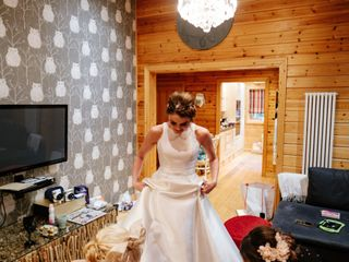 Liam & Faye's wedding 1