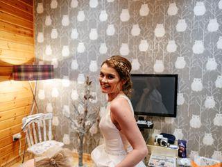 Liam & Faye's wedding 2