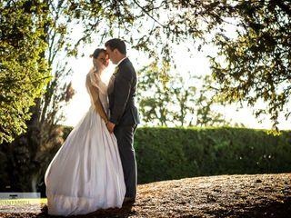 Julia & Gavin's wedding