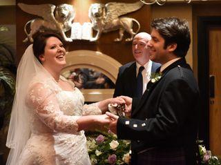 Roslyn & Fivos's wedding