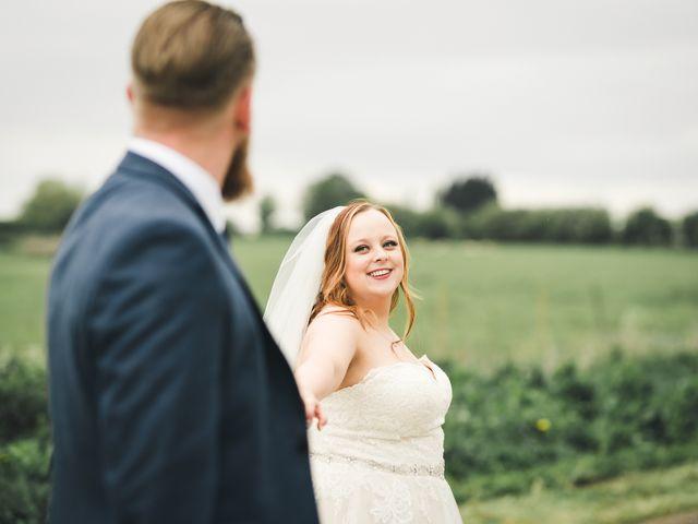 Lauren & Gareth's wedding