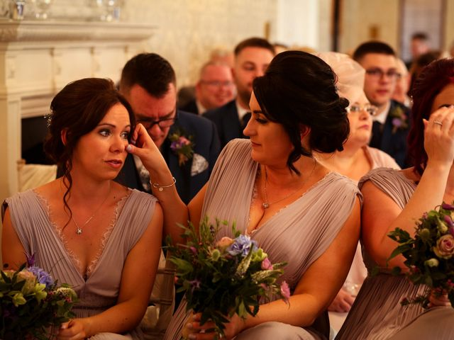 Ross and Rebekah's Wedding in Preston, Lancashire 16