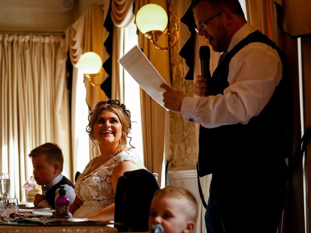 Ross and Rebekah's Wedding in Preston, Lancashire 22