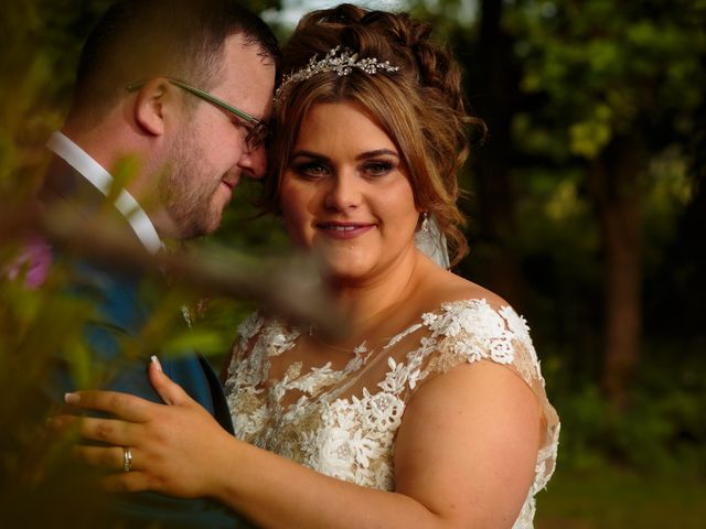 Ross and Rebekah's Wedding in Preston, Lancashire 1