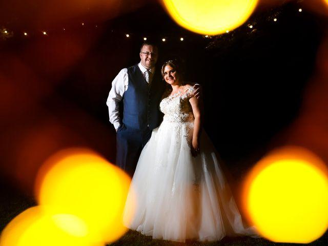 Rebekah & Ross's wedding