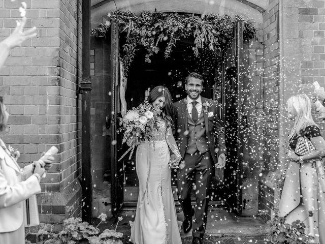 David & Christalla's wedding