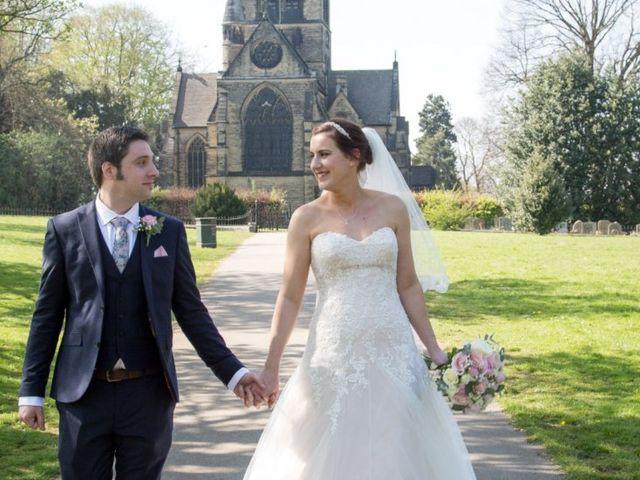 Karyn & Andy's wedding