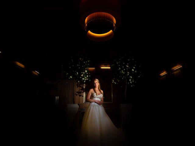 Amy & Jonathan's wedding