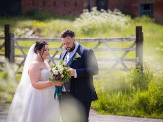 Gemma & Chris's wedding 1