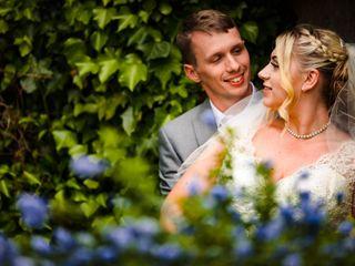 Gazza & Chelsea's wedding
