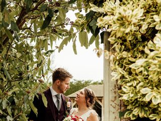 Grace & Mark's wedding 1