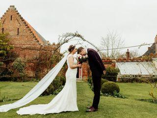 Grace & Mark's wedding 2
