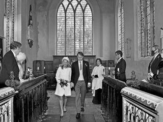 Georgina & Peter's wedding 3
