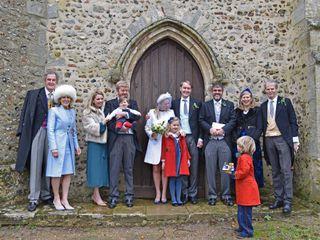 Georgina & Peter's wedding