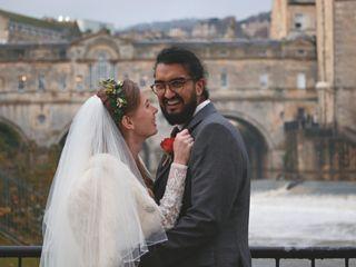 Vinny & Amy's wedding