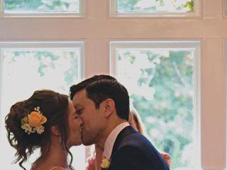 Danielle & David's wedding 1