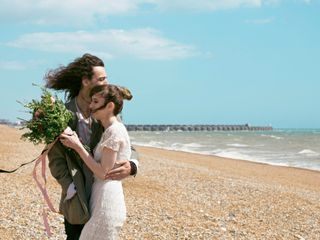 Jadene & Tom's wedding 2