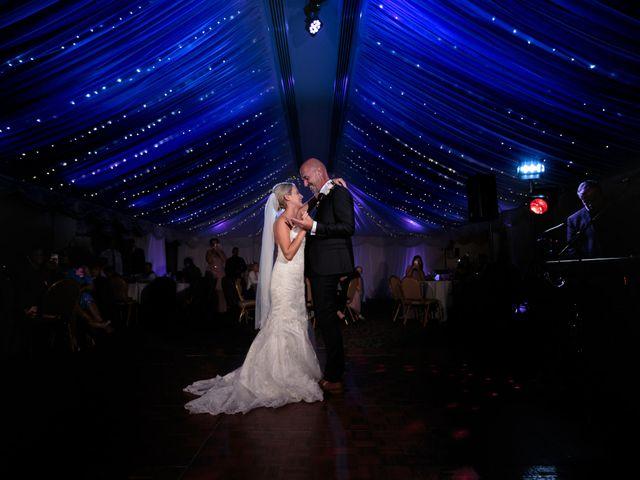 Hayley & Adam's wedding