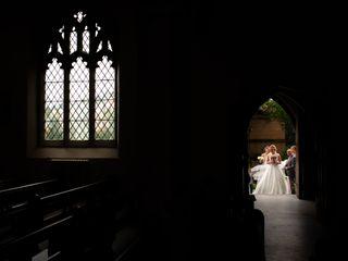 Paige & Jonathan's wedding