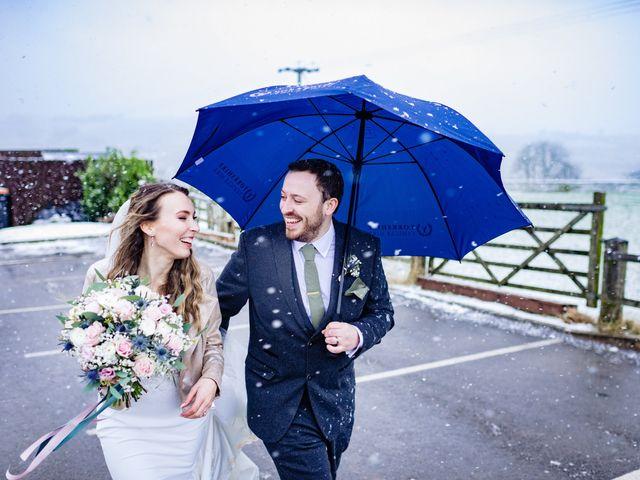 Lucy & Tom's wedding