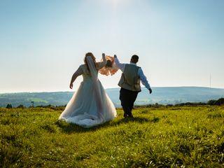 Jen & Ash's wedding