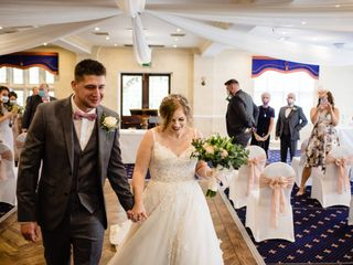 Kim & Edward's wedding 3
