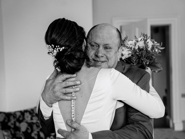 Ekaterina and Ben's Wedding in Sutton, Surrey 9