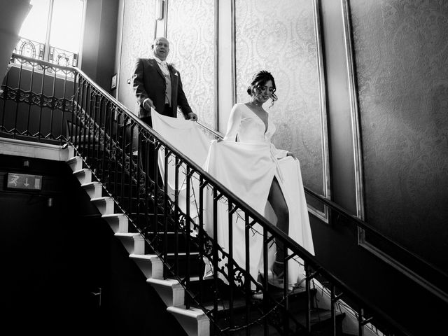 Ekaterina and Ben's Wedding in Sutton, Surrey 10
