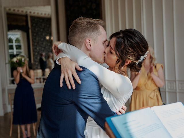 Ekaterina and Ben's Wedding in Sutton, Surrey 13