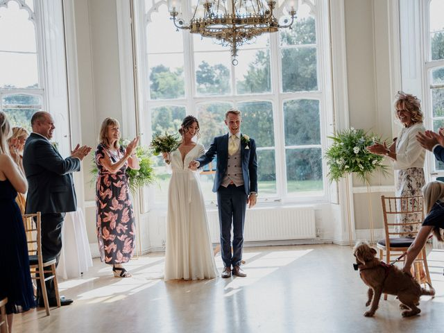 Ekaterina and Ben's Wedding in Sutton, Surrey 14