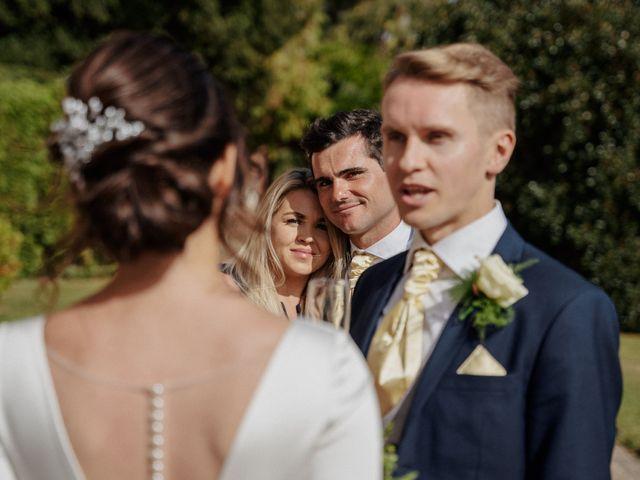 Ekaterina and Ben's Wedding in Sutton, Surrey 30