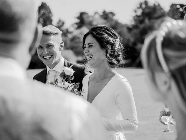 Ekaterina and Ben's Wedding in Sutton, Surrey 32