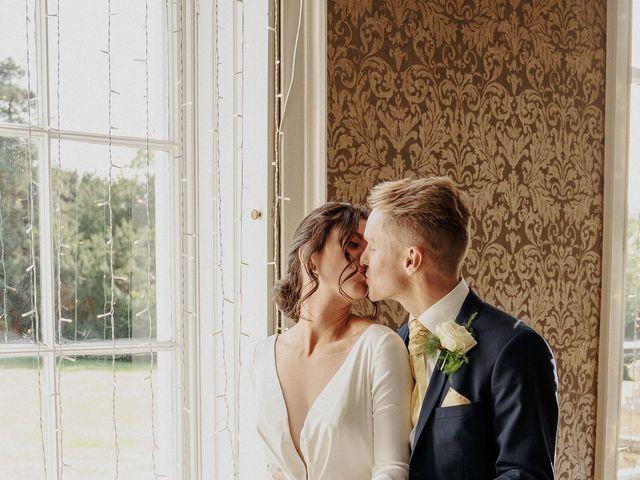 Ekaterina and Ben's Wedding in Sutton, Surrey 34