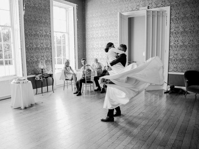 Ekaterina and Ben's Wedding in Sutton, Surrey 35